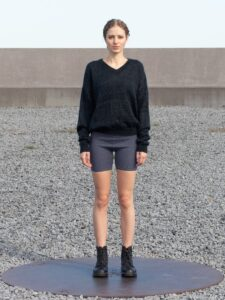 Sweater BOB Noir col V