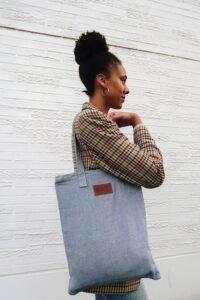 Tote Bag Be The Fibre